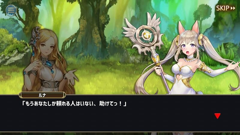 SUMMON GIRLS CRUSADE for Android