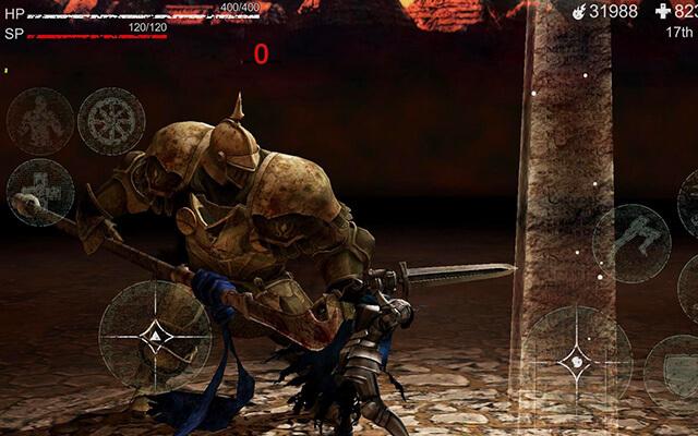 レヴェナント・ナイト(Revenant Knight)