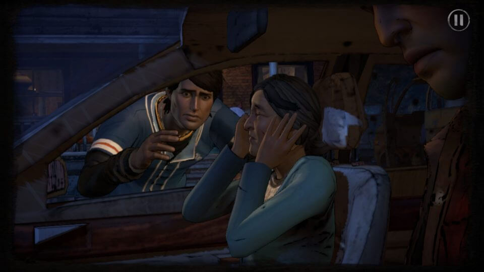The Walking Dead:A New Frontierレビュー