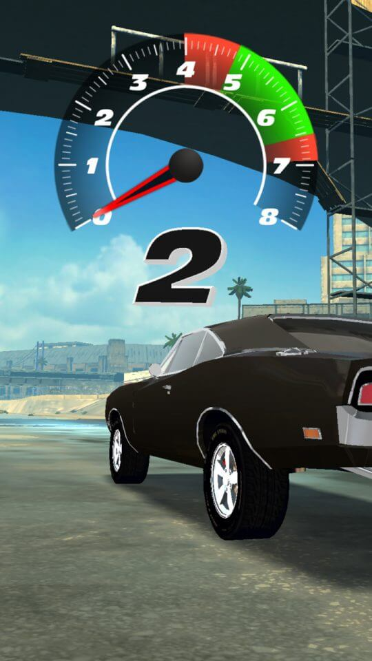 Fast & Furious Takedown レビュー画像