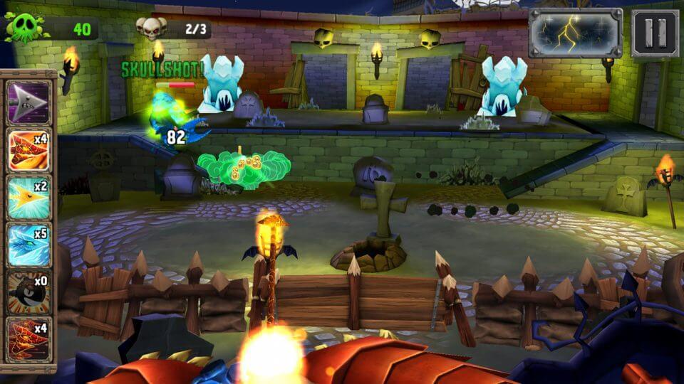 Skull Towers: Castle Defense Games レビュー画像