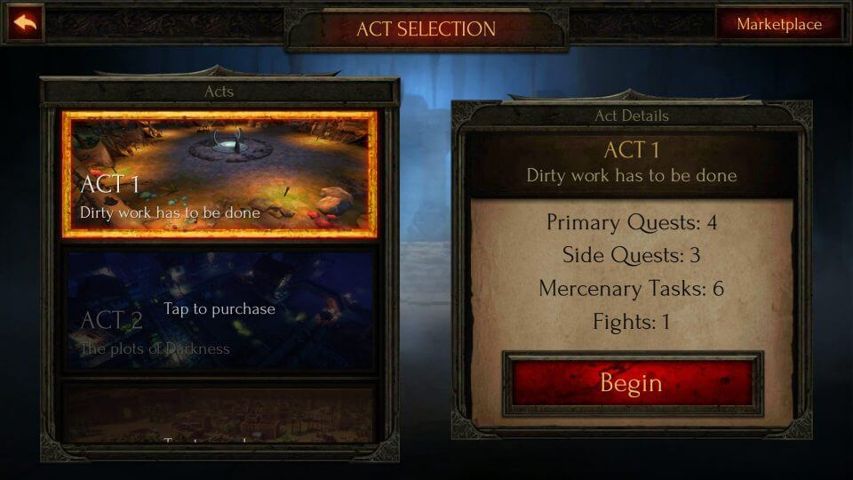 Arcane Quest Legendsレビュー画像