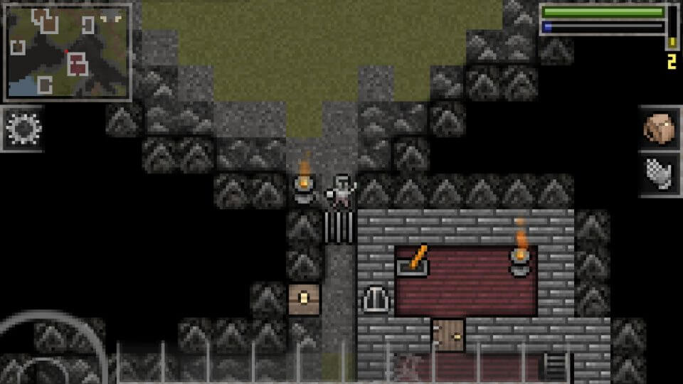 Throne Quest RPG レビュー画像
