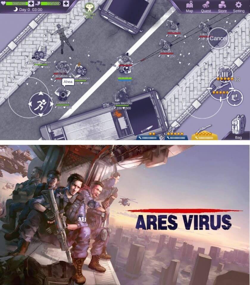 Ares Virusレビュー画像