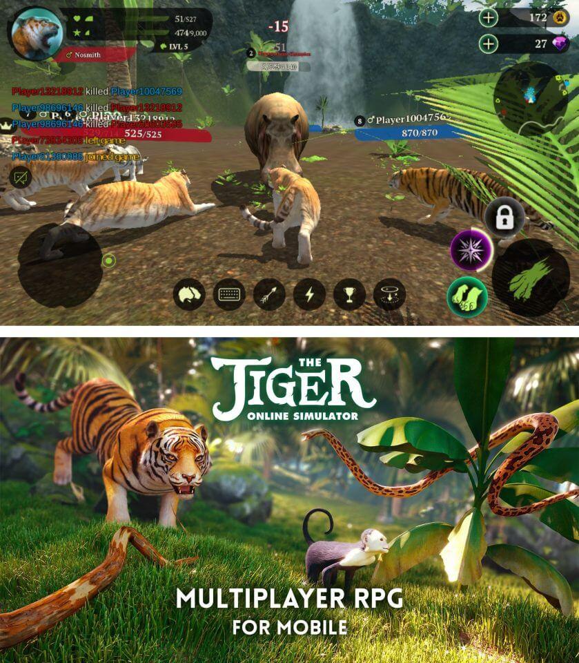 The Tigerレビュー画像