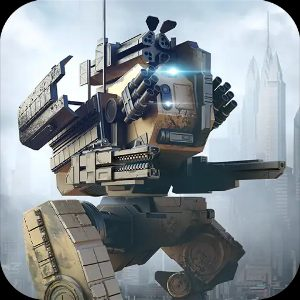 WWR:World of Warfare Robots