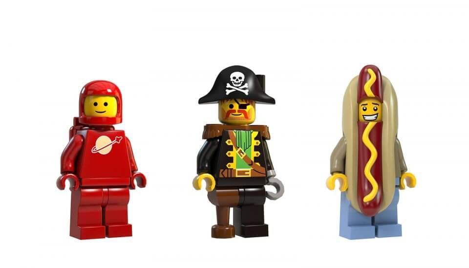 LEGO Legacy:Heroes Unboxed