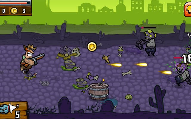 Zombie West: Dead Frontier(ゾンビウエスト:デッドフロンティア)