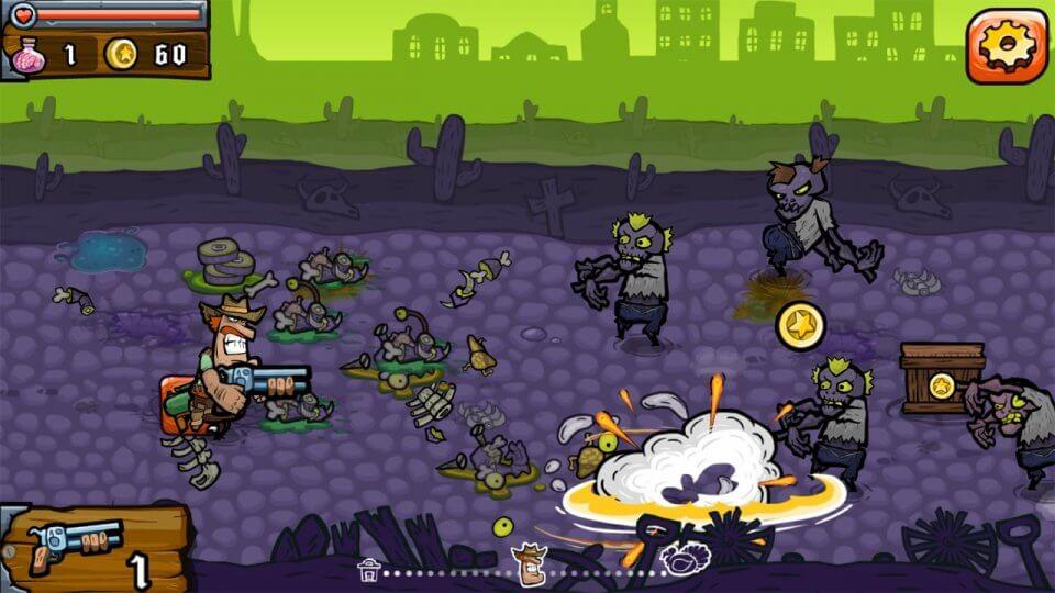 Zombie West: Dead Frontier レビュー画像