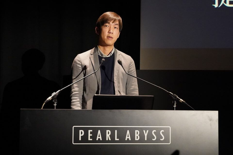Pearl Abyss Corp. 鄭 景仁 CEO