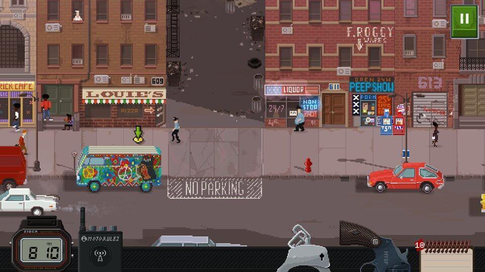 Beat Cop レビュー画像