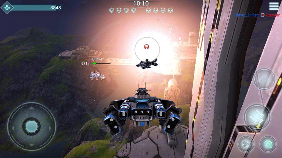 スターフォース:スペースシューター レビュー画像