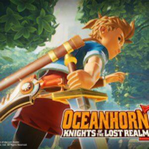 オーシャンホーン2 (Oceanhorn 2: Knights of the Lost Realm)