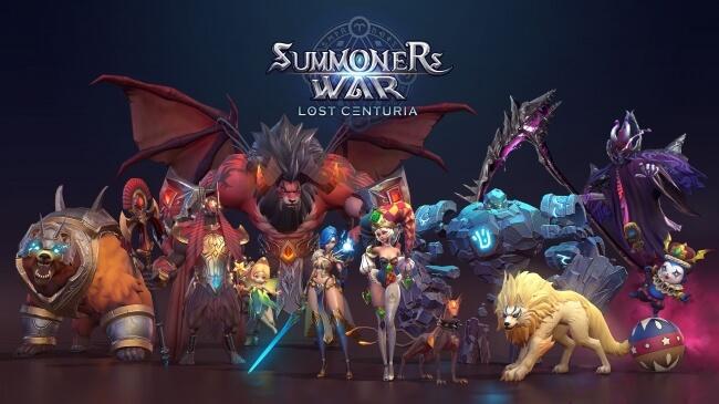 Summoners war Lost Centuria(仮)
