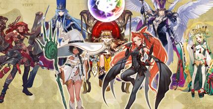SPEED WITCH BATTLE 白の魔女と五つの希望