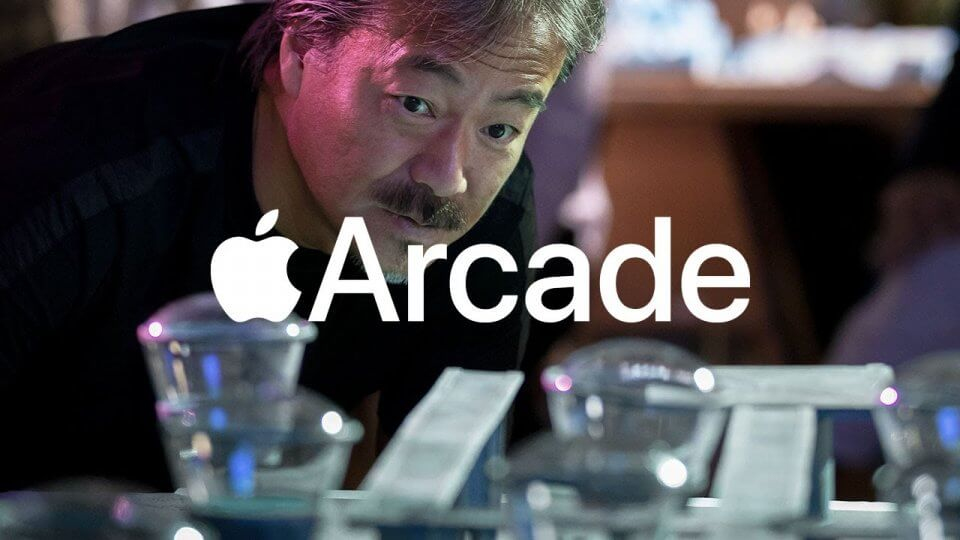 AppleArcade