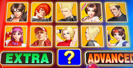 THE KING OF FIGHTERS 98UM OL