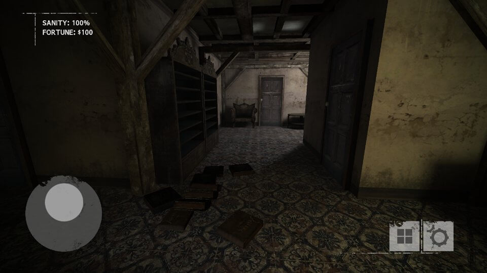Halls Of Madness レビュー画像