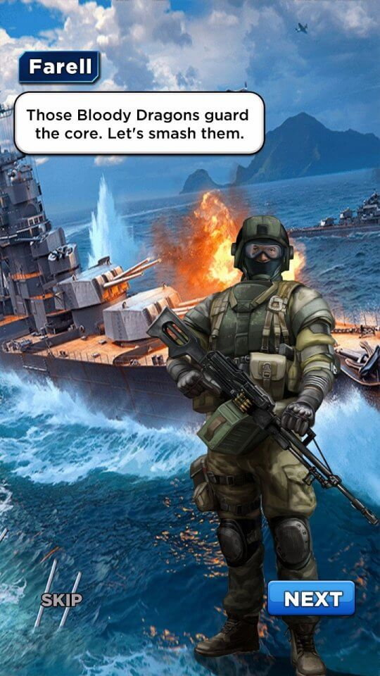 Battleship & Puzzles:Warship Empire