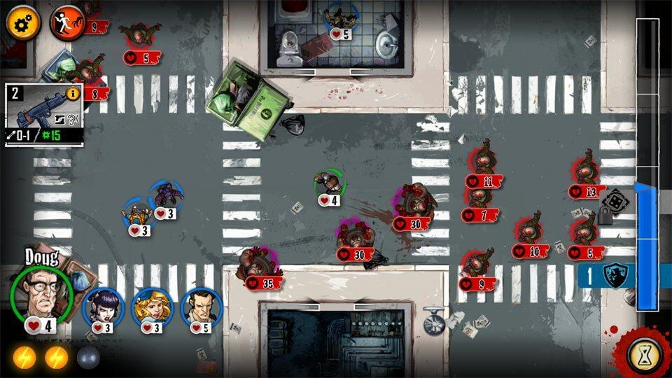 Zombicide: Tactics & Shotguns レビュー画像