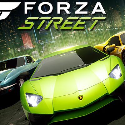 Forza Street(フォルツァストリート)