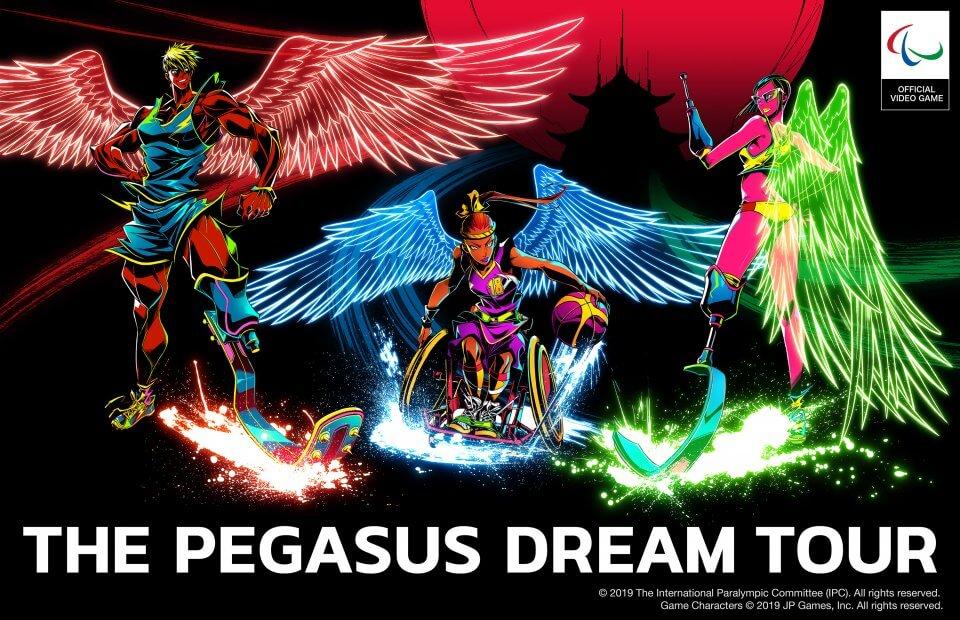 THE PEGASUS DREAM TOUR