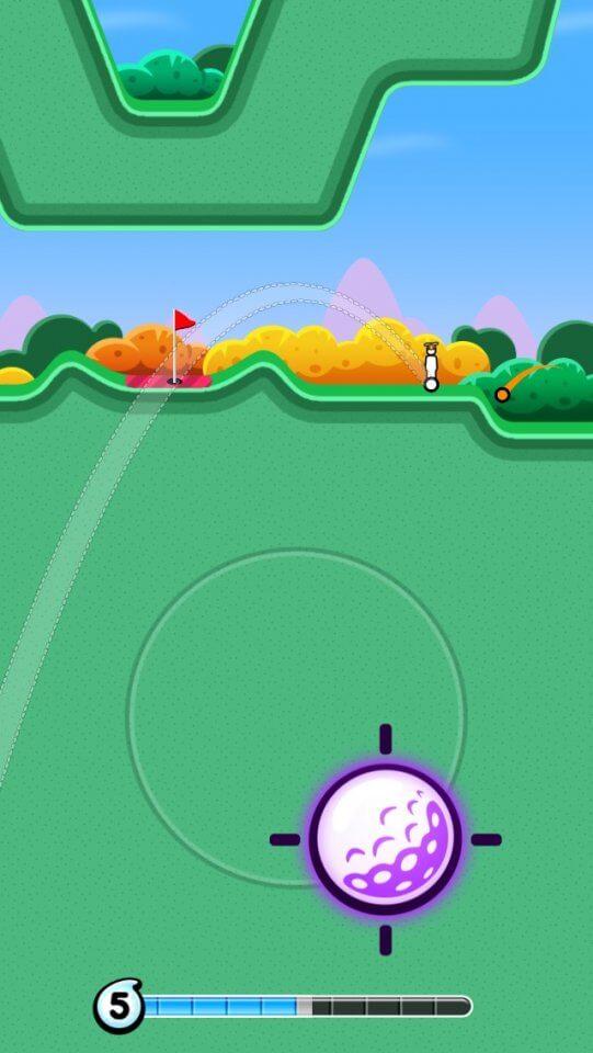 Golf Blitz レビュー画像
