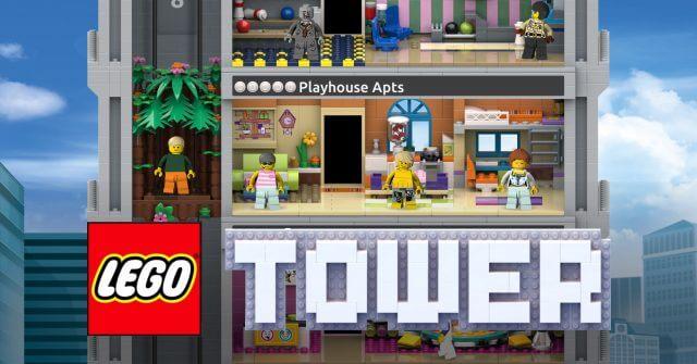 LEGO(R)Tower