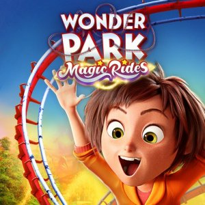 Wonder Park Magic Rides Game(ワンダーパーク・マジックライド)