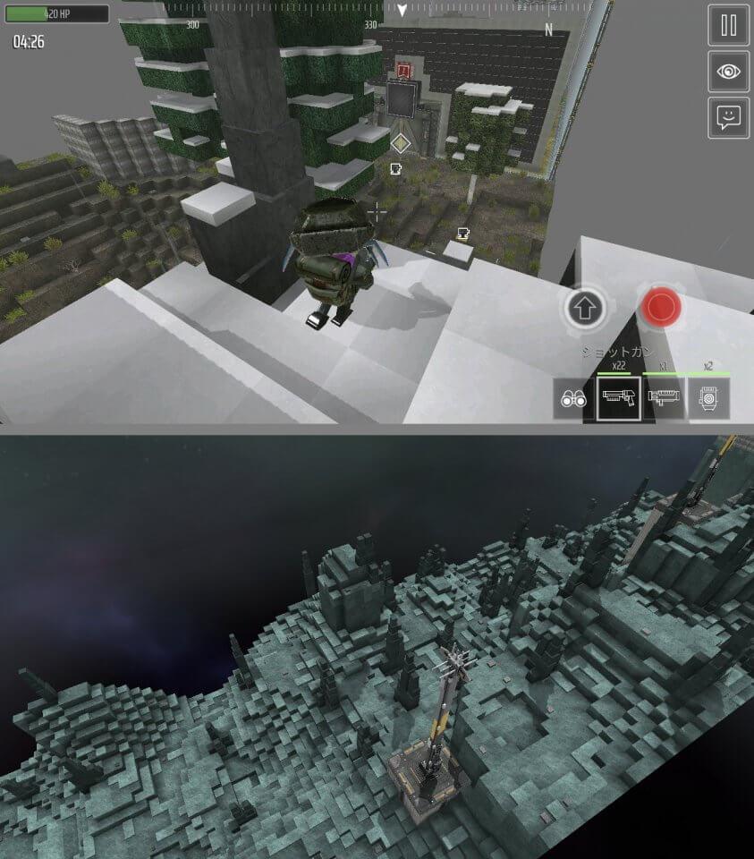 ブロック要塞:帝国