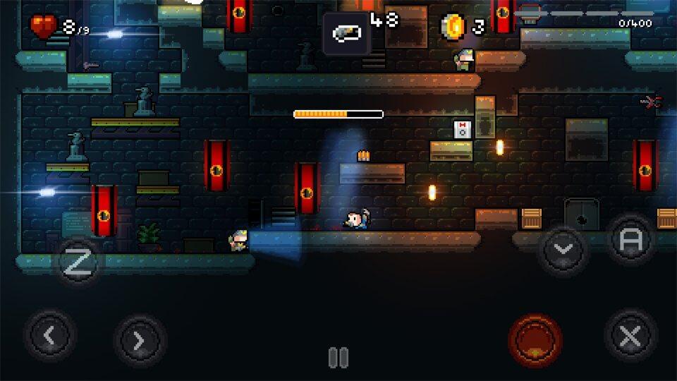 Gunslugs:Rogue Tactics レビュー画像