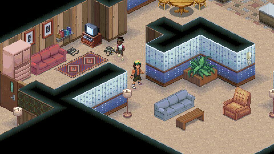 Stranger Things 3:The Game