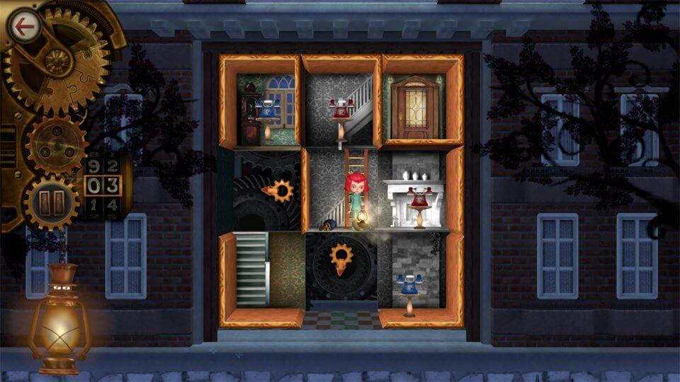 ルームズ:おもちゃ職人の邸宅 レビュー画像
