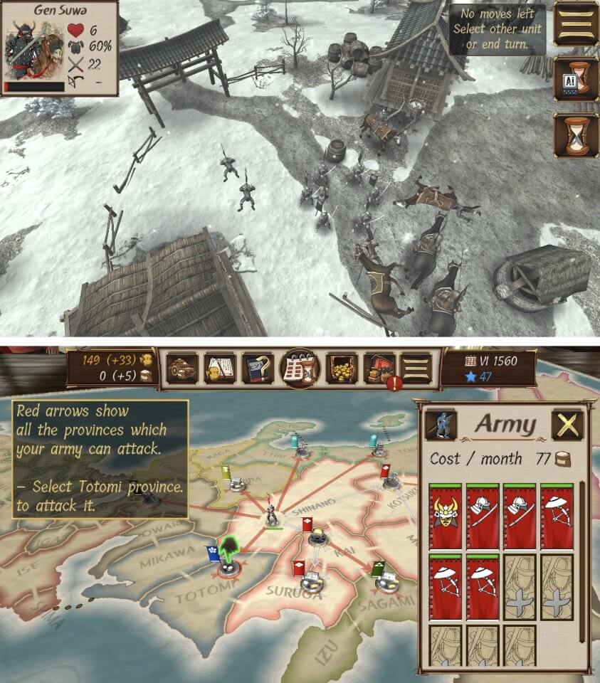 Shoguns Empire: Hex Commander