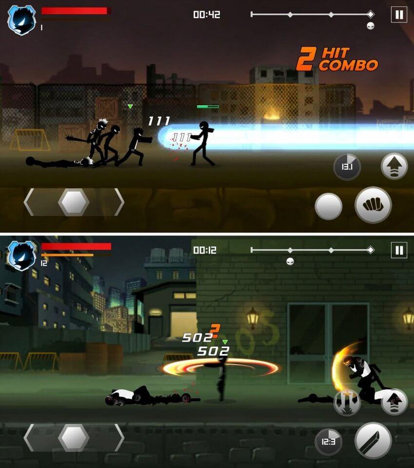 Stickman Mafia:Street Wars