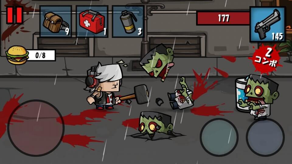 Zombie Age 3 レビュー画像