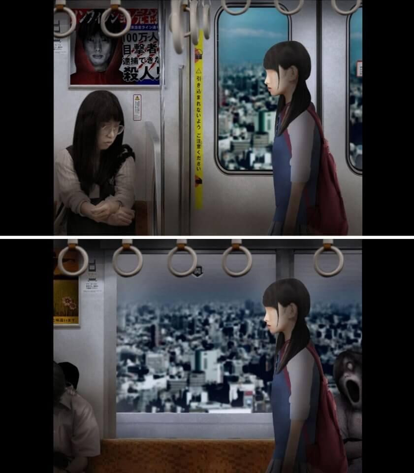 つぐのひ〜幽闇の並葬電車〜