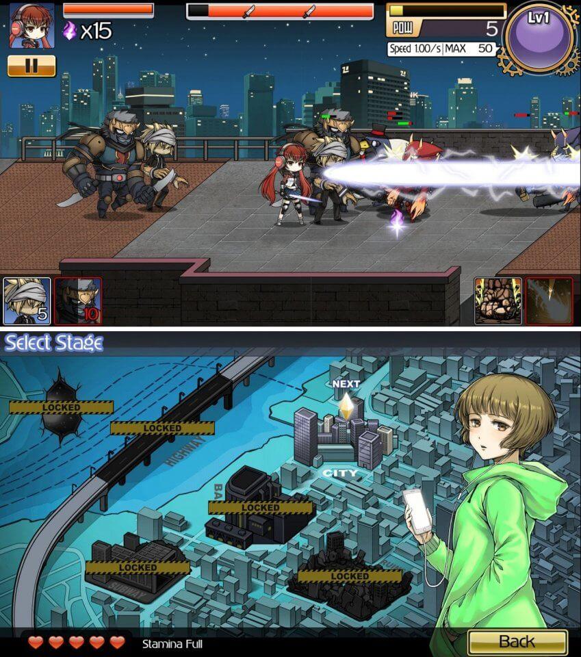 Ultra Dimension Defense