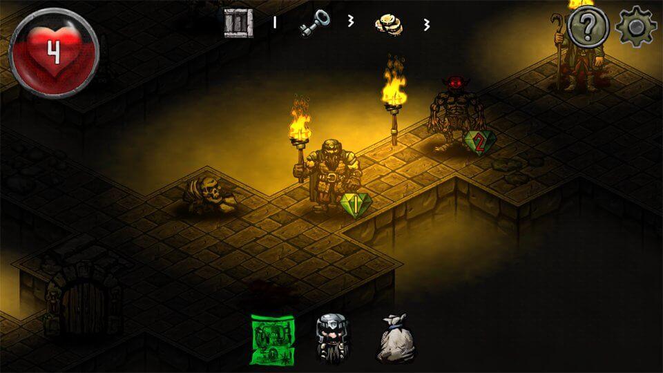 Dungeon of Dark レビュー画像