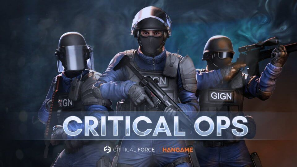Critical Ops:Reloaded