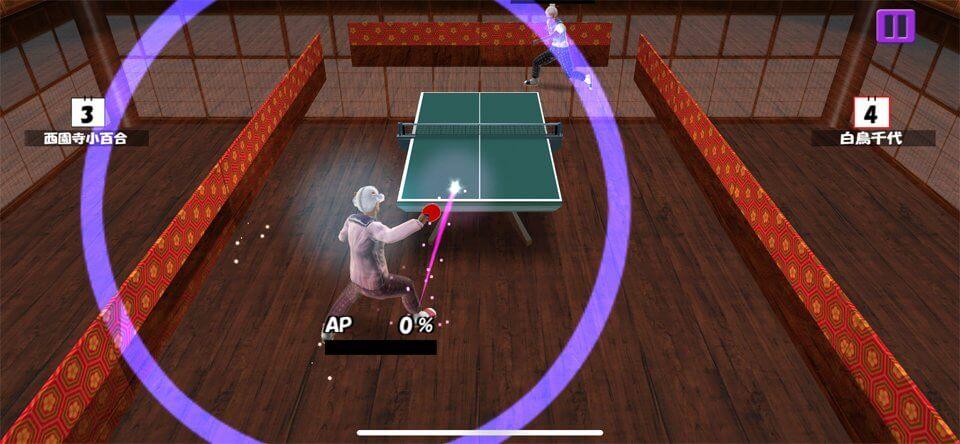 名門!!ババア学園卓球部のレビュー画像