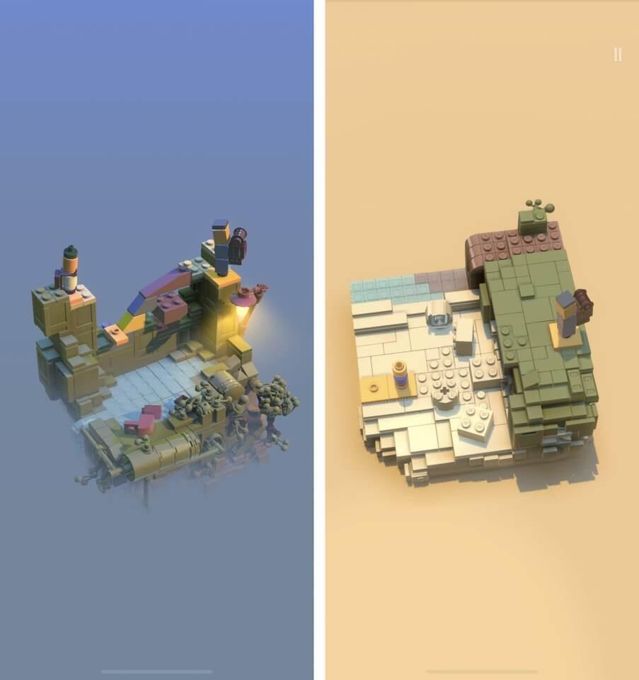 LEGO® Builder's Journeyのレビュー画像