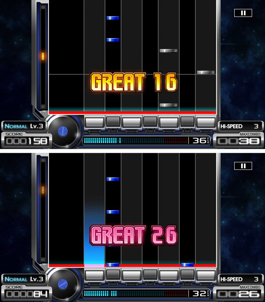 基本無料で約100曲をプレイ可能!人気アーケード音楽SLG「BEMANI」シリーズのスマホ版が登場!「beatmania IIDX ULTIMATE MOBILE」レビュー