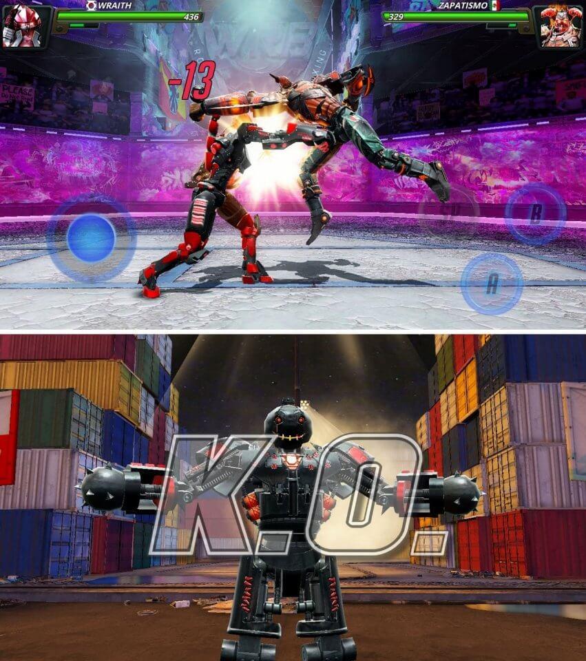 ロボット同士がガチンコで拳闘し合うボクシングアクションRPG!頭部もぶっ飛ぶ苛烈なフィニッシュ!「World Robot Boxing 2」レビュー