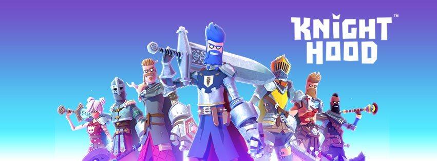 ナイトフッド ~怒りの騎士団~、「キャンディークラッシュ」のKingが手がける怒りの騎士、レイジナイトとなって悪と戦うアクションRPG!