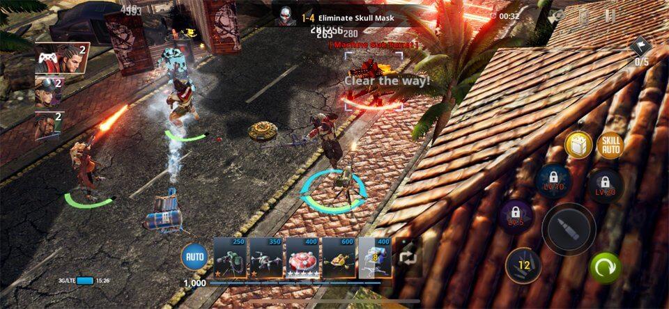 MAD8 : Raid Battleのレビュー画像