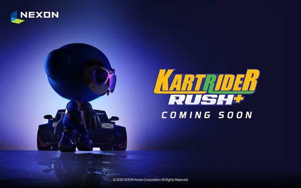 カートライダーラッシュ+(KartRider Rush+)