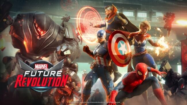 Marvel Future Revolution(マーベル フューチャー レボリューション)