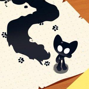 インク猫のマルコ