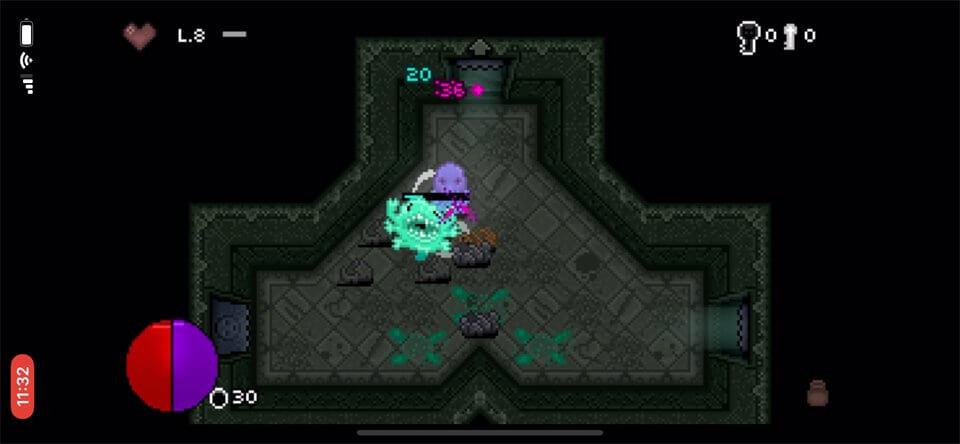 bit Dungeon IIのレビュー画像